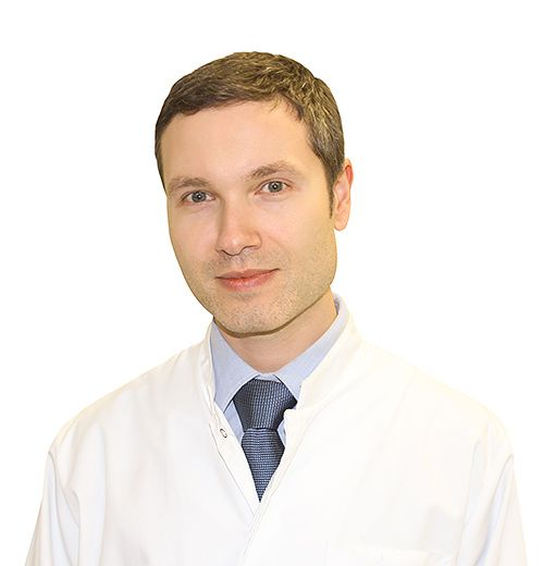 GLAGOLEV Vladimir, Cardiologist, Specialist in echocardiography, functional diagnostics, computer tomography of heart and vessels of all localizations, MRI of heart, клиника ЕМС Москва