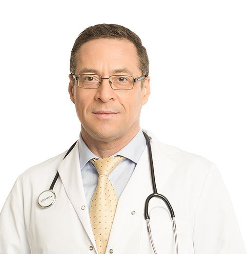 LOBUZNOV Andrey, General practitioner, specialist in functional, preventive and anti-aging medicine, клиника ЕМС Москва