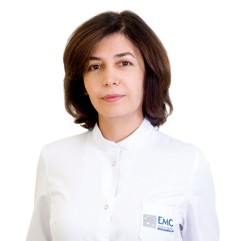 KARAPETYAN Marianna, Dermatologist-cosmetologist, the leading specialist of the clinic, клиника ЕМС Москва