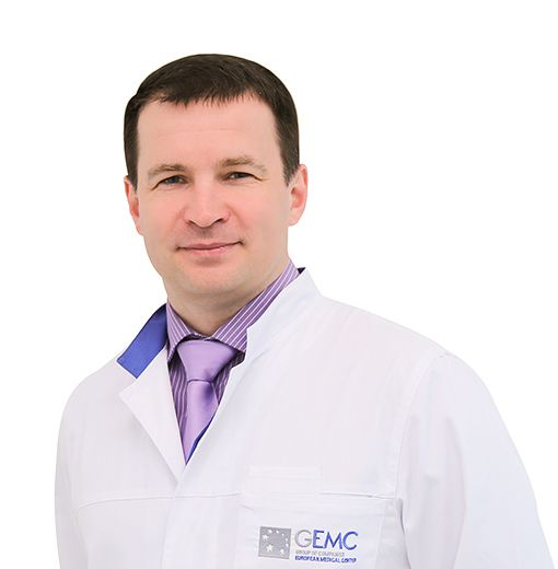 SUCHORUKOV Oleg, X-ray endovascular surgeon, surgeon-arrhythmologist, клиника ЕМС Москва